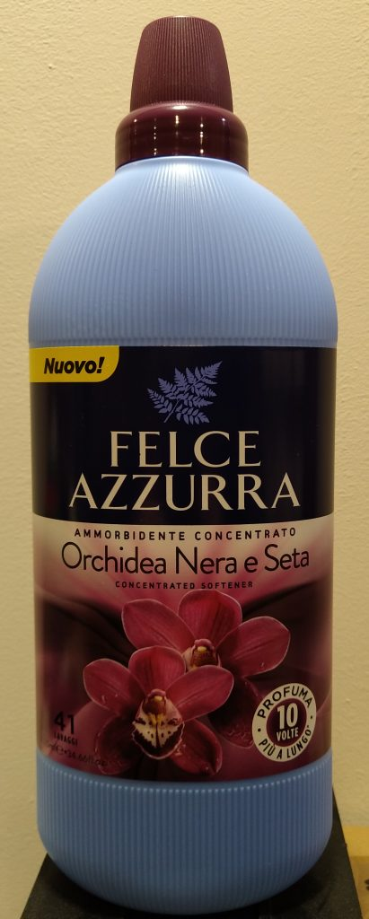 Koncentrat do płukania Felce Azzurra - Orchidea Nera e Seta